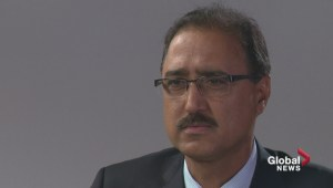 Minister of Infrastructure and Communities Amarjeet Sohi talks about life in India and time behind bars